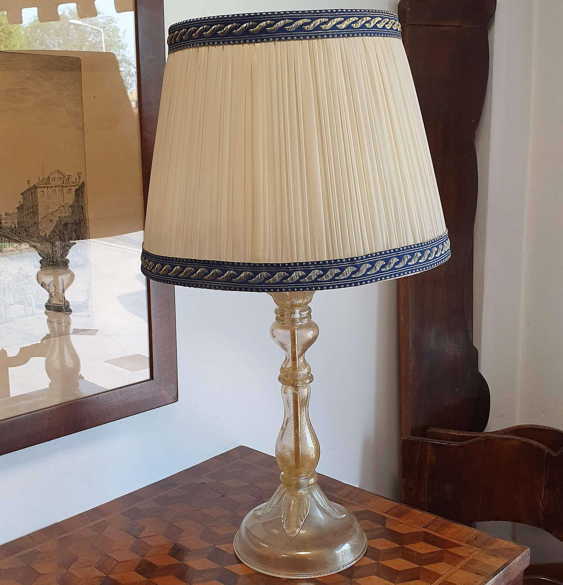 Lampada Murano Anni 30 Lampadario Antico
