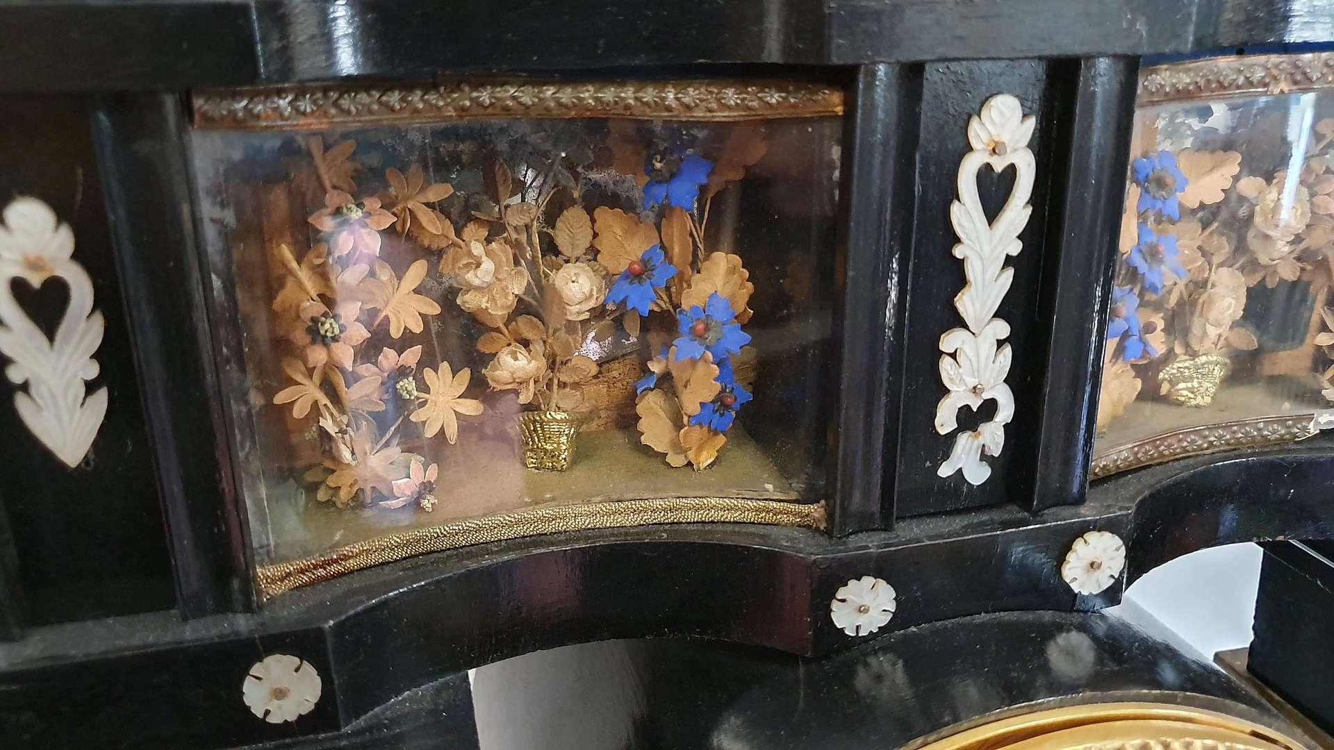 Orologio antico da tavolo | Oggetto Antico